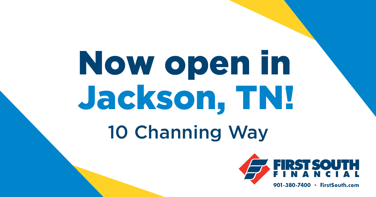 Now Open in Jackson, TN