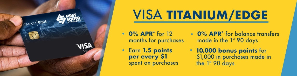 VISA Credit Card Specials
