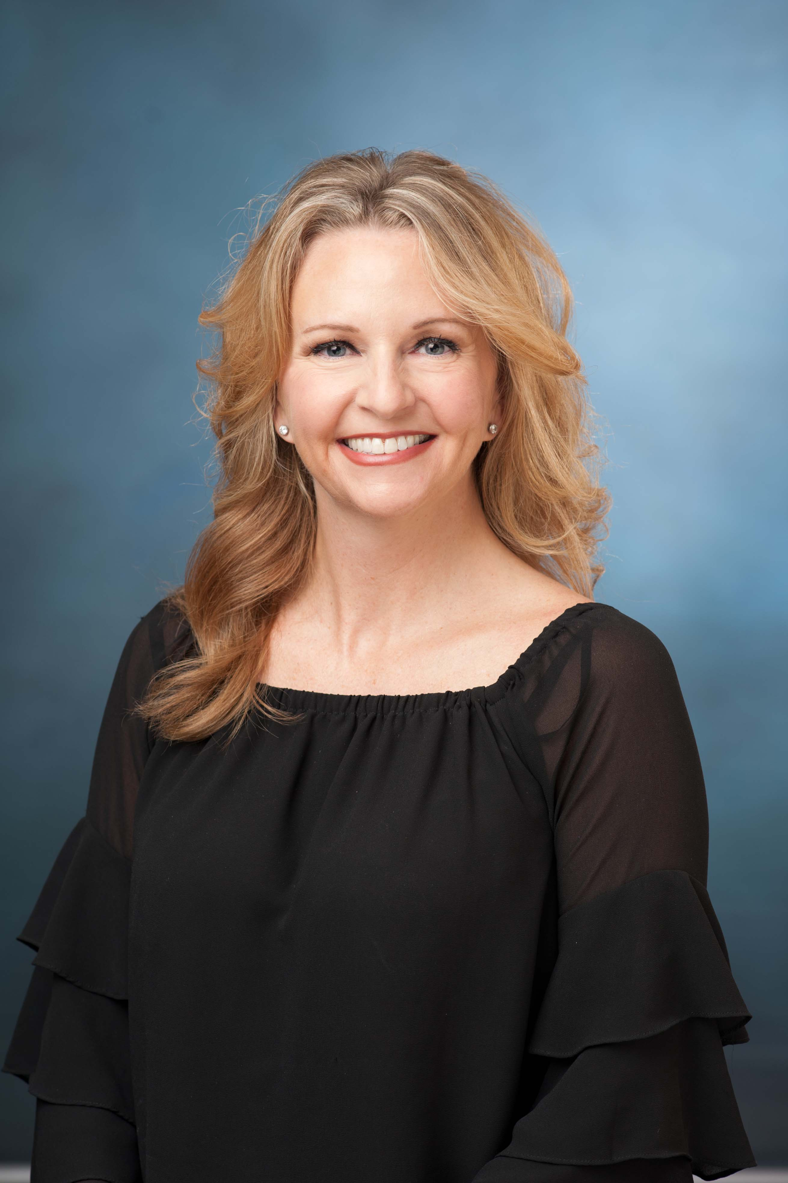 this is a photo of Penny Hensley, Mortgage Sales Director